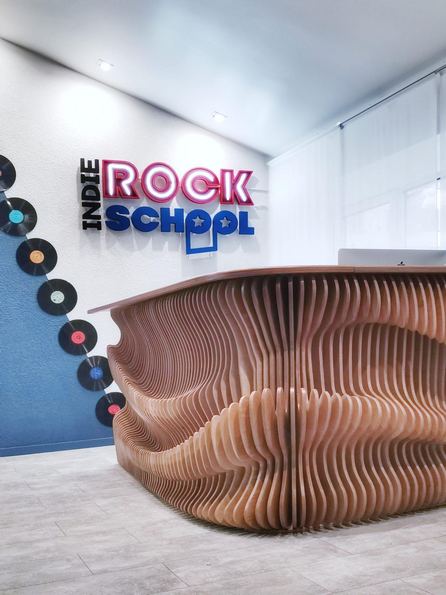 Дизайн Музыкальной школы