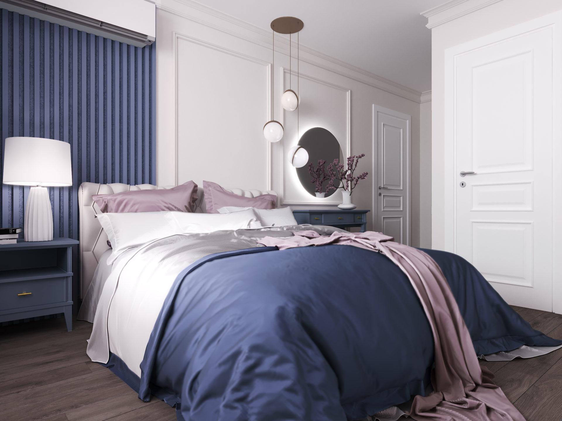 Дизайн типовой квартиры в панельном доме П44